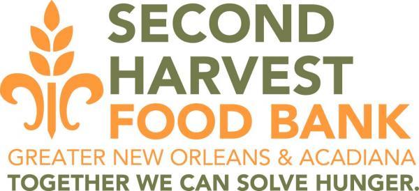 Image result for second harvest food bank new orleans